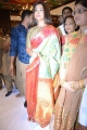 Actress Shriya Saran launches VRK Silks Showroom at Secunderabad Photos