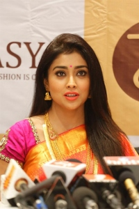 Shriya Saran launches Zasya Boutique in Hyderabad