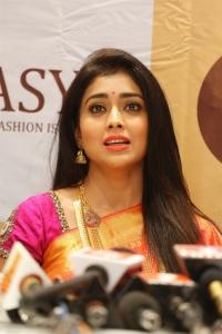 Actress Shriya Inaugurates Zasya Showroom Photos