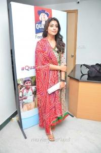 Actress Shriya Saran joins Quaker Feed A Child Campaign Stills