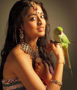 Shriya Saran Hot Photoshoot In Traditional Dress