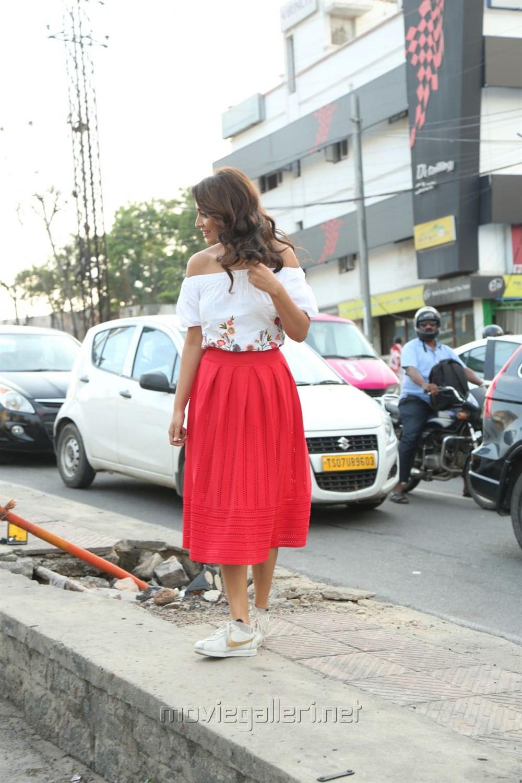 Actress Shriya Saran Photoshoot @ Paisa Vasool Movie Promotions
