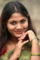 Actress Sruthi Reddy in Saree New Photos