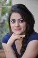 Actress Shruthi Sodhi Hot in Dark Blue Dress Images