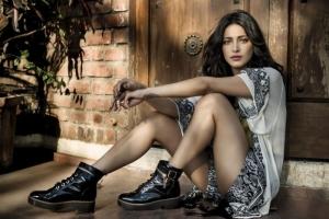 Tamil Actress Shruti Haasan Photoshoot Stills