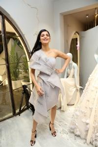 Actress Shruti Haasan Latest Pics @ Gaurav Gupta Fashion Store Launch