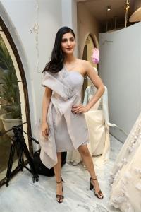 Actress Shruti Hassan Latest Pics @ Gaurav Gupta Fashion Store Launch