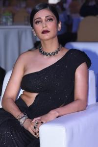 Actress Shruti Haasan Pics @ Times Business Awards 2021 Hyderabad