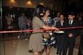 Actress Shruti Hassan New Stills @ Asher Jay Painting Exhibition