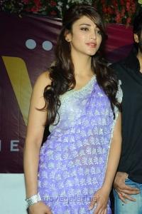 Actress Shruthi Hassan at Balupu Logo Launch Photos