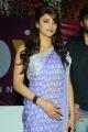 Shruti Haasan Photos In Saree At Balupu Movie Logo Trailer Launch
