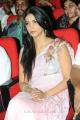 Shruti Hassan at Gabbar Singh Audio Launch