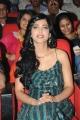 Actress Shruti Hassan Photos at Yevadu Movie Audio Release