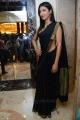 Actress Shruti Hassan Photos in Black Saree