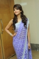 Actress Shruthi Hassan Cute in Saree Photoshoot Stills