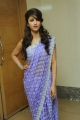 Actress Shruti Hassan Cute in Saree Photoshoot Stills