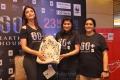 Shruti Hassan pledges for Earth Hour 2013 Hyderabad Photos