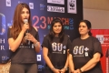 Shruti Haasan pledges her support to Earth Hour 2013, Hyderabad