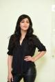 Actress Shruti Hassan in Black Shirt & Pants Photos