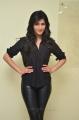 Actress Shruti Haasan in Black Shirt & Pants Photos
