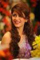 Telugu Actress Shruti Hassan Violet Saree Cute Photos