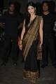 Shruti Hassan Latest Saree Stills