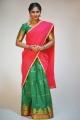 Actress Shruti Reddy Saree Photos