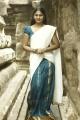 Actress Shruti Reddy Saree Photoshoot Stills