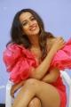 Actress Shruti Shetty Photos @ Life Anubhavinchu Raja Trailer Launch