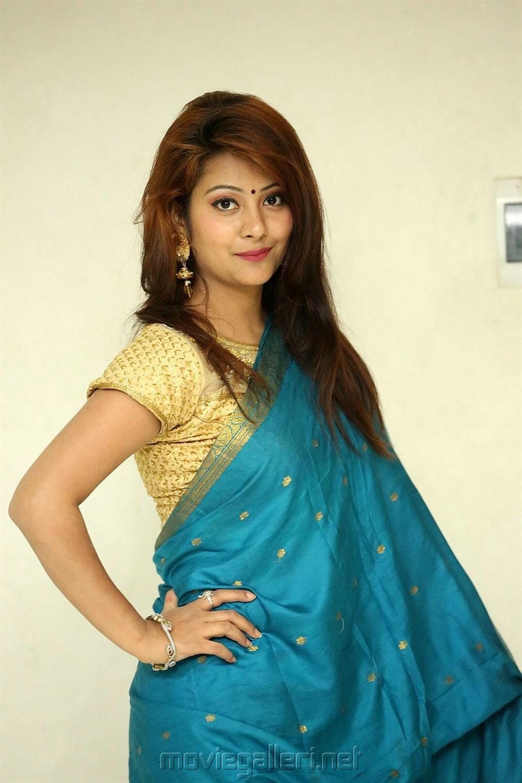 Actress Shubhangi Pant Photos @ Super Sketch Movie Press Meet