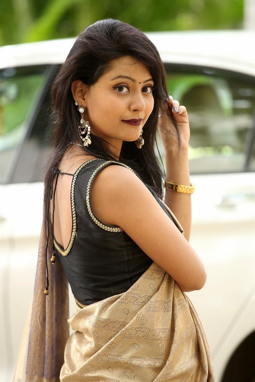 Nee Kosam Actress Shubhangi Pant New Pics