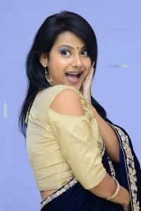 Actress Shubhangi Pant Stills @ Itlu Anjali Trailer Launch