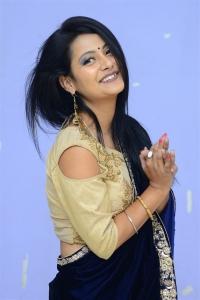 Telugu Actress Shubhangi Pant Stills @ Itlu Anjali Trailer Launch