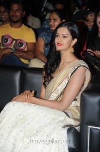 Actress Shubra Aiyappa Photos at Prathinidhi Audio Launch