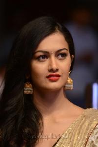Telugu Actress Shubra Aiyappa Photos at Pratinidhi Audio Launch