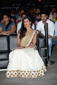 Actress Shubhra Ayyappa Photos at Pratinidhi Audio Launch