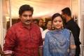 Kanakala, Suma @ Shyam Prasad Reddy Daughter Maithri Abhishek Wedding Photos