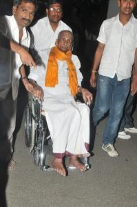 Shyam Prasad Reddy Daughter Deepthi Marriage