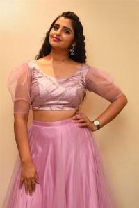 Anchor Syamala Cute Pics @ Bangaru Bullodu Movie Pre-Release