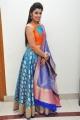 Telugu Anchor Syamala New Pics @ Chiranjeevi Birthday 2016 Celebrations