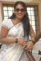 Telugu Actress Shyamala Devi in Saree Pictures