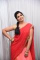 Anchor Syamala Pink Red Half Saree Photos