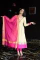 Anchor Shyamala Churidar Photos @ Major Teaser Launch
