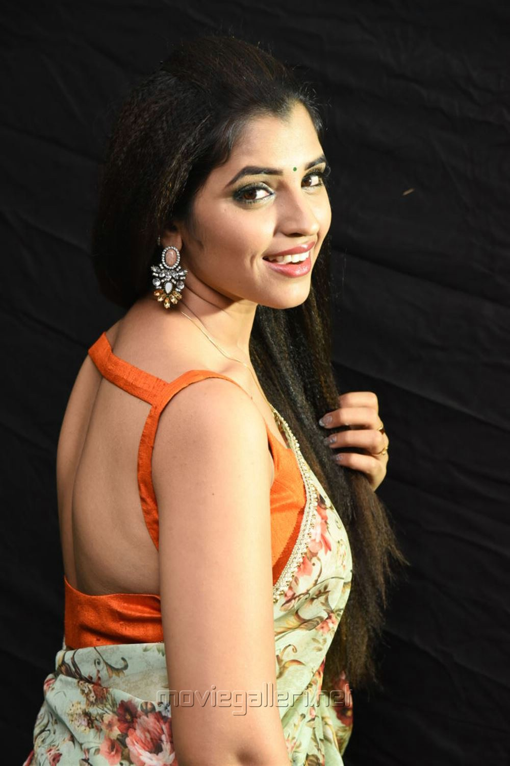 Anchor Shyamala Latest Photos @ Kavacham Movie Audio Launch