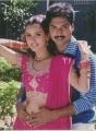 Nanditha, Rajkumar in Sibi Tamil Movie Stills