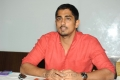 Siddharth Suryanarayan Interview Photos about Something Something Movie