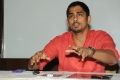 Siddharth Interview Photos about Something Something Movie