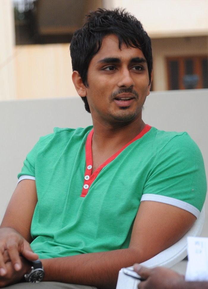 siddharth narayan movies list