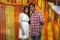 Siddharth & Samantha Photos at Jabardasth Movie Launch