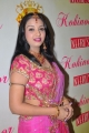 Siddhie Mhambre in Saree Hot Pics